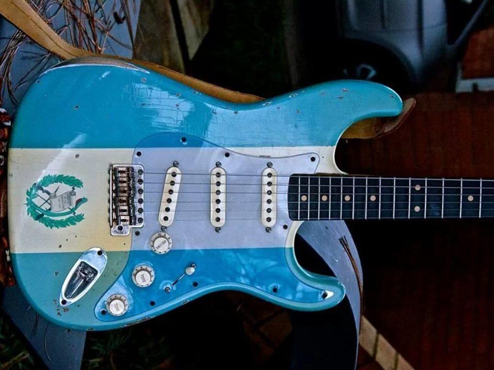 Guatemala guitar