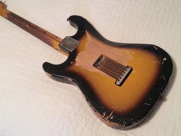 Clapton Brownie