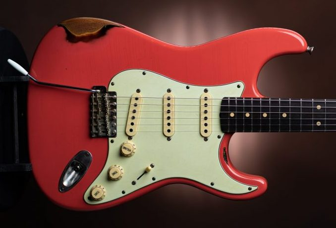 Reverse 1962 Fiesta Red