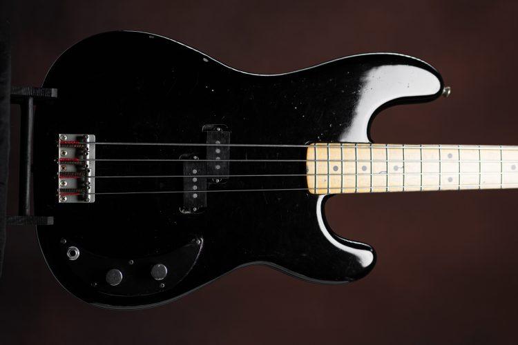 Custom Black Bass